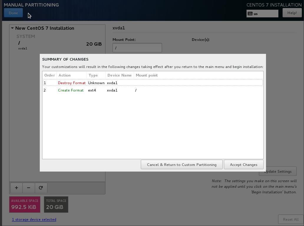 22  Create Xen CentOS 7 Image — openstack-xenserver latest documentation
