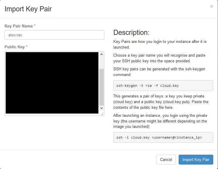 generate new ssh key centos
