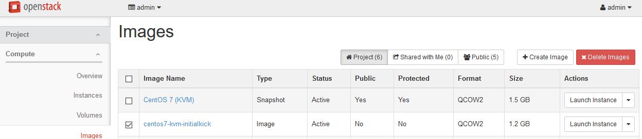24  Create KVM CentOS 7 Image — openstack-xenserver latest documentation